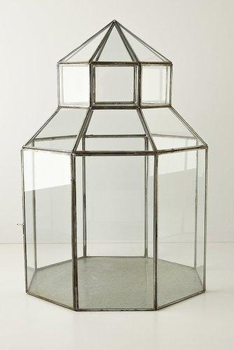 Glass Gazebo Terrarium