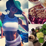 Jesinta Campbell's Diet : My Day on a Plate