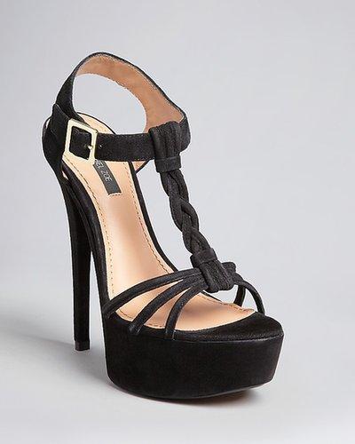 Rachel Zoe Platform Sandals - Valerie High Heel