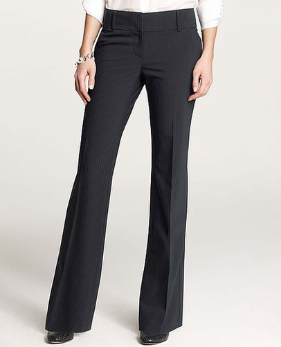Tall Modern Pinstripe Trousers