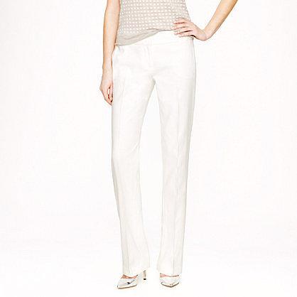 1035 Trouser In Superfine Cotton