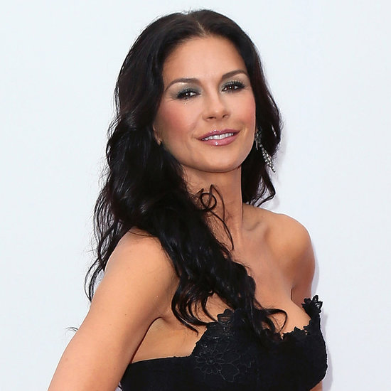 Celebrities At Red 2 LA Premiere: Catherine Zeta-Jones
