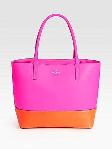 Madison Park Small Colorblock Tote