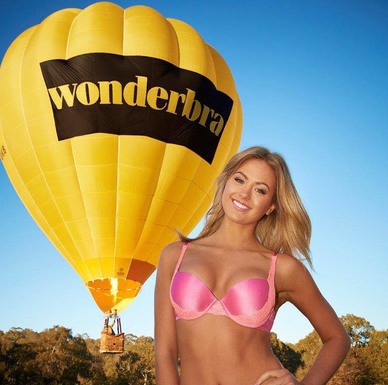 Source: Wonderbra Australia