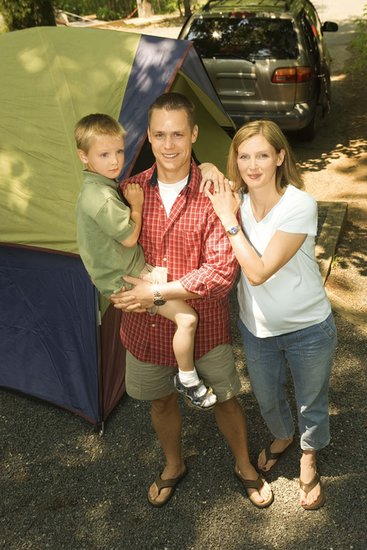 Five Tips For Camping While Pregnant
