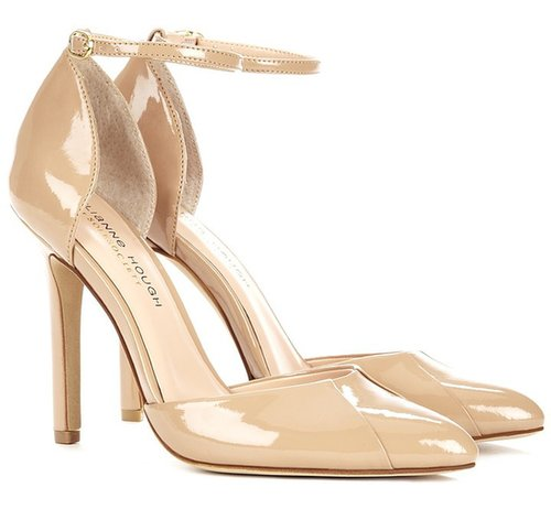 Giselle almond toe pump