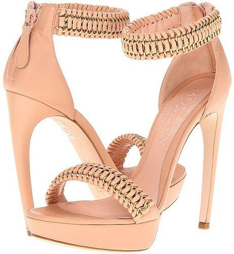 Alexander McQueen - 314775WARA46811 (Blush/Blush) - Footwear
