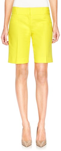 Sateen Metro Shorts