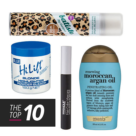 Top 10 Best Selling Hair Products at Priceline