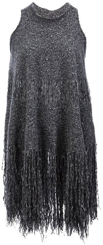 Blayde 'Yuma' fringed dress