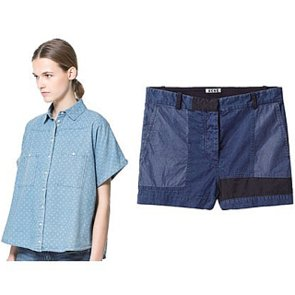 How to Wear Chambray For Summer