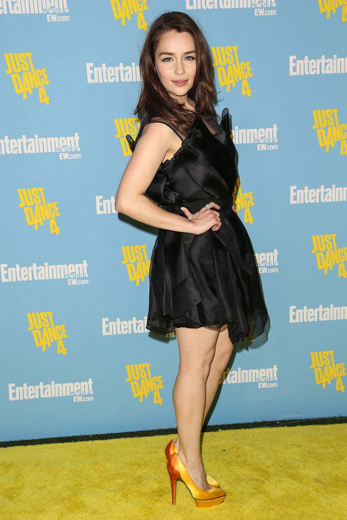 Emilia Clarke 2011