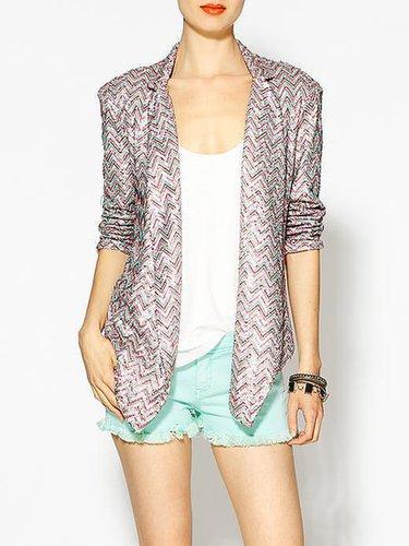 Ella Moss Joliet Sequin Jacket