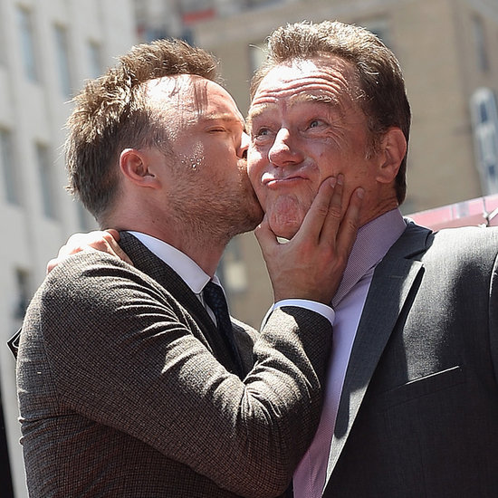 Bryan Cranston Gets a Star on the Hollywood Walk of Fame