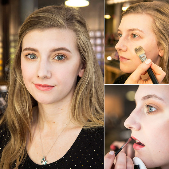 A Melt-Proof Makeup Look That Can Withstand Sweaty August Days