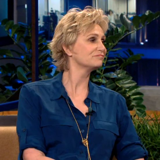 Jane Lynch Talks About Cory Monteith on The Tonight Show