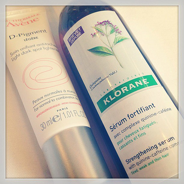 Fresh takes on some classic French beauty products. Keep your eyes peeled for these in chemists near you!