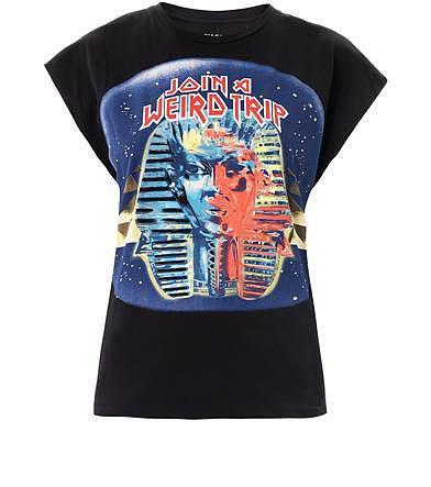 Balenciaga Sphinx print T-shirt
