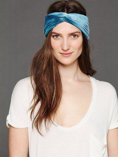 Tie Dye Turban