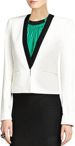 BCBGMAXAZRIA Guy Tuxedo Jacket
