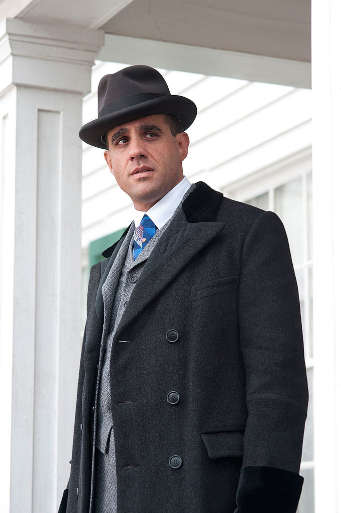 Boardwalk Empire Five wins total:  Outstanding supporting actor in a drama series, Bobby Cannavale Outstanding art direction for a single-camera series Outstanding hairstyling for a single-camera series Outstanding sound editing for a series Outstanding sound mixing for a series
