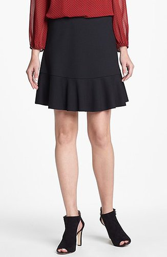 Vince Camuto Ruffle A-Line Skirt (Nordstrom Exclusive) | Nordstrom