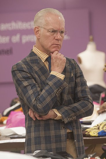 Guess what show Tim Gunn would never be on — it may surprise you.  Photo courtesy of Lifetime