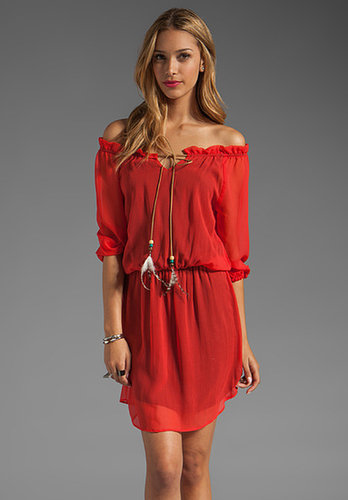 Akiko Off the Shoulder Dress
