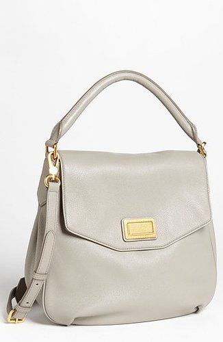 MARC BY MARC JACOBS Leather Flap Hobo | Nordstrom