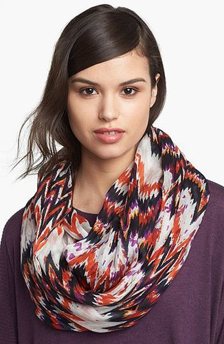 Lulla Collection by Bindya 'Bluron' Infinity Scarf | Nordstrom