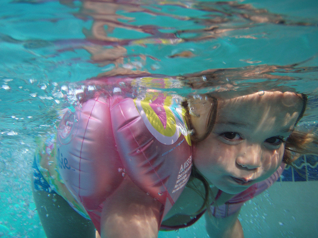 flotation devices for kids popsugar moms