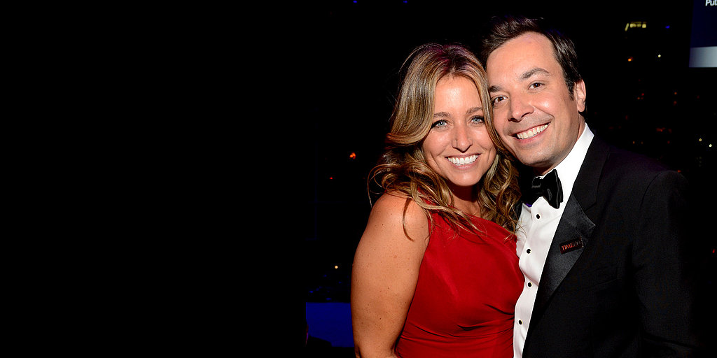 Jimmy Fallon Shares a Photo of His Baby Daughter, Winnie Rose!