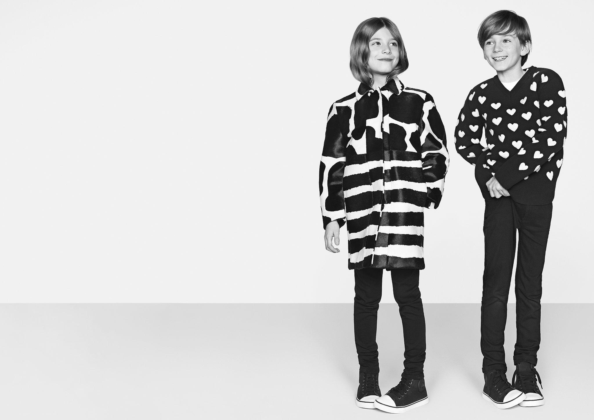 Burberry Childrenswear Autumn 2013