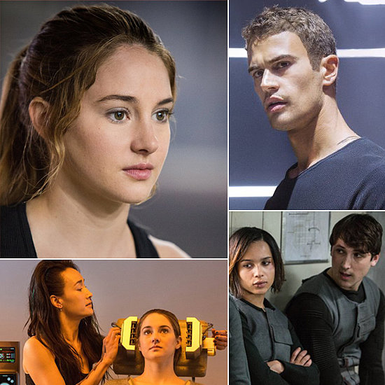 Watch All Our Interviews With the Divergent Cast