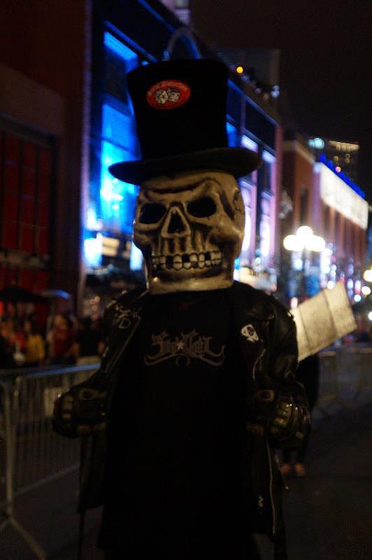 Scary Skull