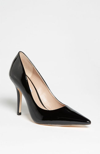 Charles David 'Sway' Pump Black Patent 10 M