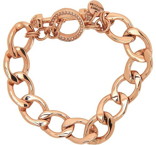 Juicy Couture - Charm Link Bracelet (Gold) - Jewelry