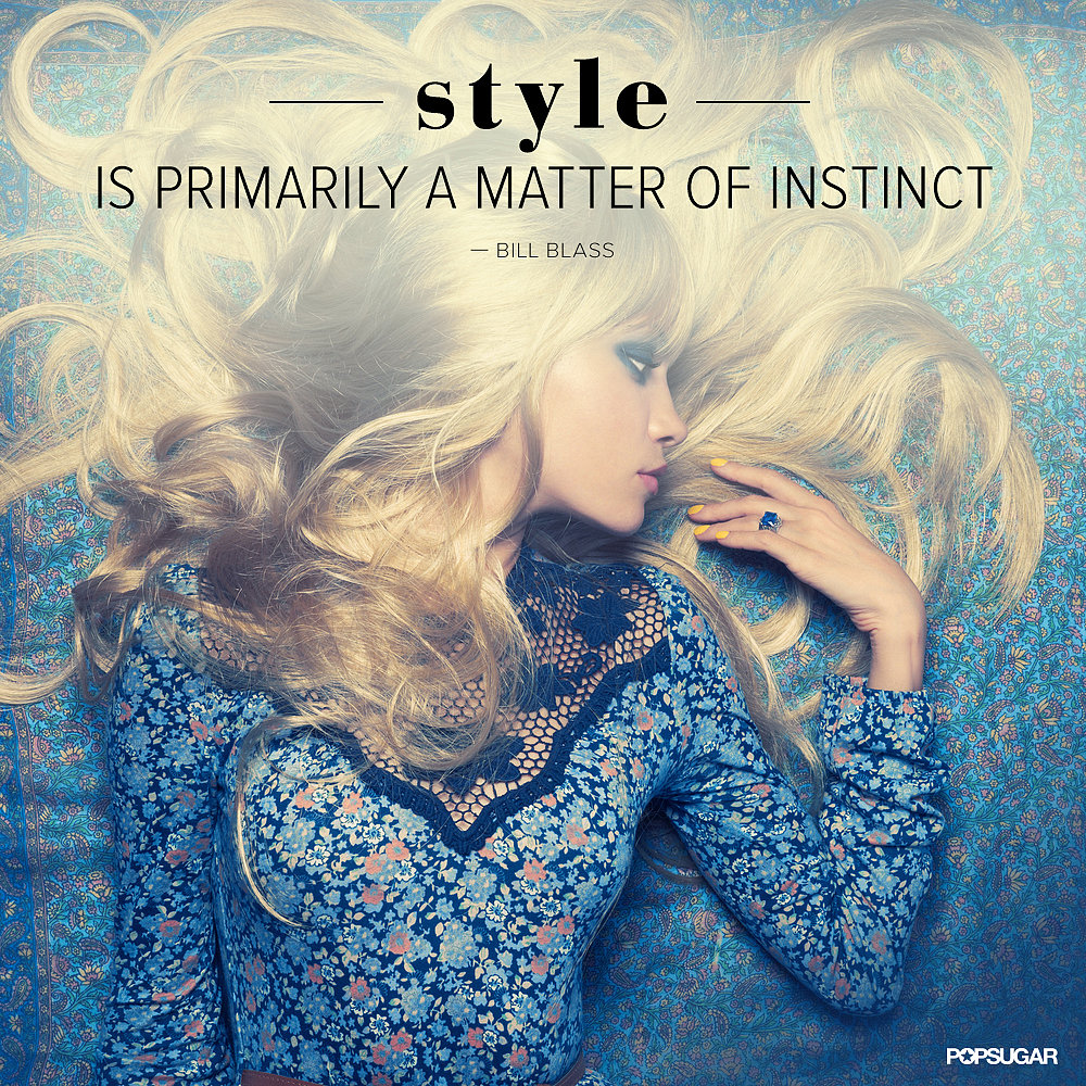 Worthy Quotes Pinterest 24 Pin-worthy Fashion Quotes