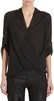 Helmut Lang Lyra Twist Top