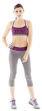 Joe FreshTM Space-Dye Sports Bra or Fitted Capris