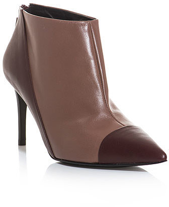 See by Chloé Nubie leather ankle boots