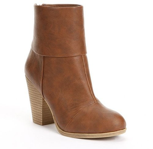 So high heel ankle boots - women