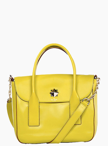 KATE SPADE NEW YORK NEW BOND STREET FLORENCE YELLOW