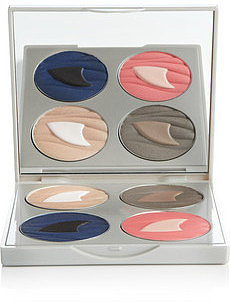 Chantecaille Save The Sharks Eye & Cheek Palette - Palette fards à paupières et joues