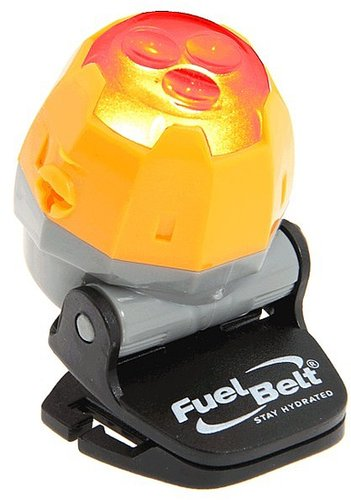Fuel Belt - Night Frog Clip On LED (Orange) - Accessories