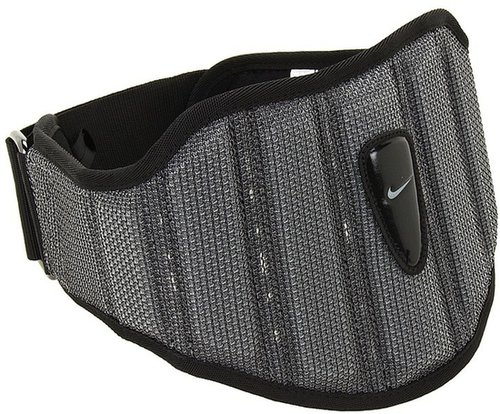 Nike - Structured Training Belt (Mid Fog/Cool Grey/Blk) - Accessories
