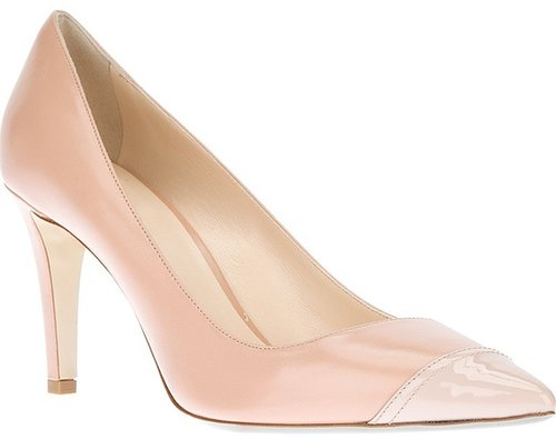 Giorgio Armani pointed toe pump