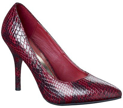 Women's Mossimo® Vivian Pointy Heel - Cranberry