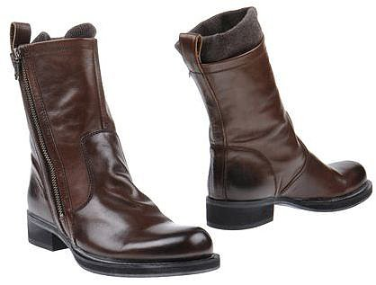 Y'S YOHJI YAMAMOTO Ankle boots