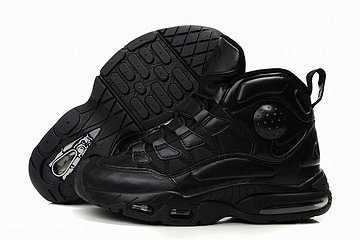 king griffey max iii all black men shoes